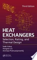Heat Exchangers Book