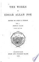 The Works of Edgar Allan Poe  Memoir  Tales