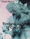 Bonheur dans le couple – tome 2