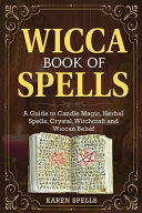 Wicca Book for Spells