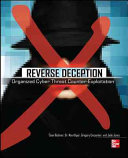 Reverse Deception Organized Cyber Threat Counter Exploitation Book PDF
