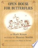 Open House for Butterflies Book PDF