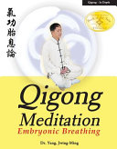 Qigong Meditation Book PDF