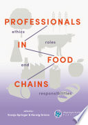 Professionals in food chains