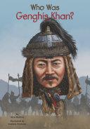 Who Was Genghis Khan? Pdf/ePub eBook