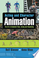 Acting and Character Animation Book PDF