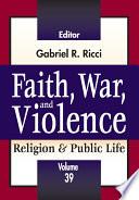 Faith War And Violence