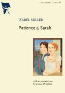 Patience & Sarah Pdf/ePub eBook