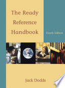 The Ready Reference Handbook