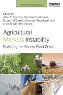 Agricultural Markets Instability Book