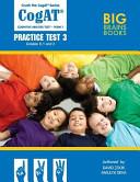 Crush the Cogat   Practice Test 3