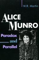 Pdf Alice Munro: Paradox and Parallel