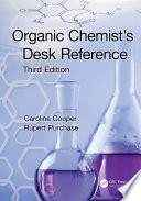 Organic Chemist s Desk Reference Book