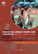 Global Report on Human Settlements 2007; Volume 1.