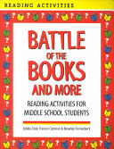 Battle of the Books and More