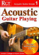 Acoustic Guitar Playing, Grade 1
