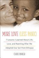 More Love  Less Panic