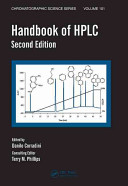 Handbook of HPLC  Second Edition
