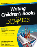 """Writing Children's Books For Dummies"" by Lisa Rojany Buccieri, Peter Economy"