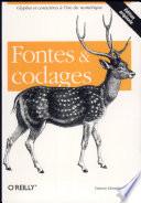 Fontes & codages