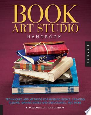 Book Art Studio Handbook Ebook - barabook