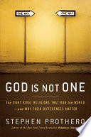God Is Not One  Enhanced Edition  Book
