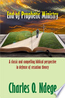 End Of Prophetic Ministry