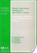 Immunologie Plaquettaire