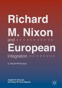 Richard M. Nixon and European Integration [Pdf/ePub] eBook