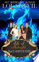 Isle Of Midnight Hearts Of Glass Book