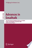 Advances in Smalltalk