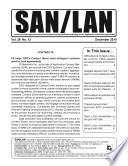 SAN LAN Monthly Newletter December 2010 Book