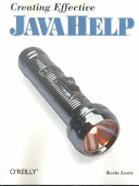 Creating Effective JavaHelp