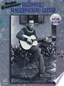 Stefan Grossmans S Beginners Fingerpicking Guitar