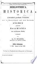 Bibliotheca geographico-statistica et oeconomico-politica
