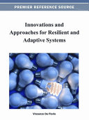 Innovations and Approaches for Resilient and Adaptive Systems Pdf/ePub eBook