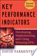 Key Performance Indicators  KPI