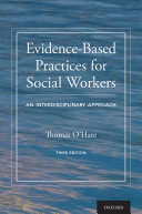 Evidence Based Practices for Social Workers