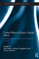Critical Ethics of Care in Social Work [Pdf/ePub] eBook
