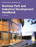 Business Park and Industrial Development Handbook