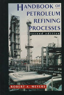Handbook of Petroleum Refining Processes