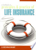 Principles Practice Of Life Insurance