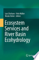 Ecosystem Services And River Basin Ecohydrology Book PDF