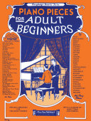 Everybody s Favourite Series  Piano Pieces for Adult Beginners