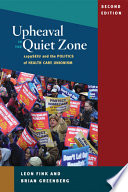 Upheaval in the Quiet Zone