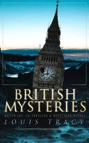 BRITISH MYSTERIES Boxed Set: 14 Thriller & Detective Novels Pdf/ePub eBook