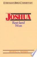 Joshua Everyman S Bible Commentary