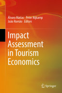 Impact Assessment in Tourism Economics Pdf/ePub eBook