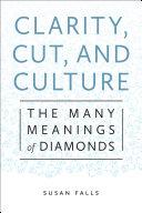 Clarity, Cut, and Culture Pdf/ePub eBook