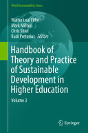 Handbook of Theory and Practice of Sustainable Development ...